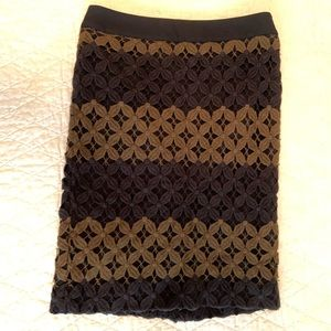 Ann Taylor LOFT Pencil Skirt Size 2